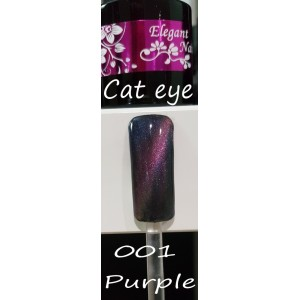 Gel Cat eye Caméléon 001 Purple 10Ml